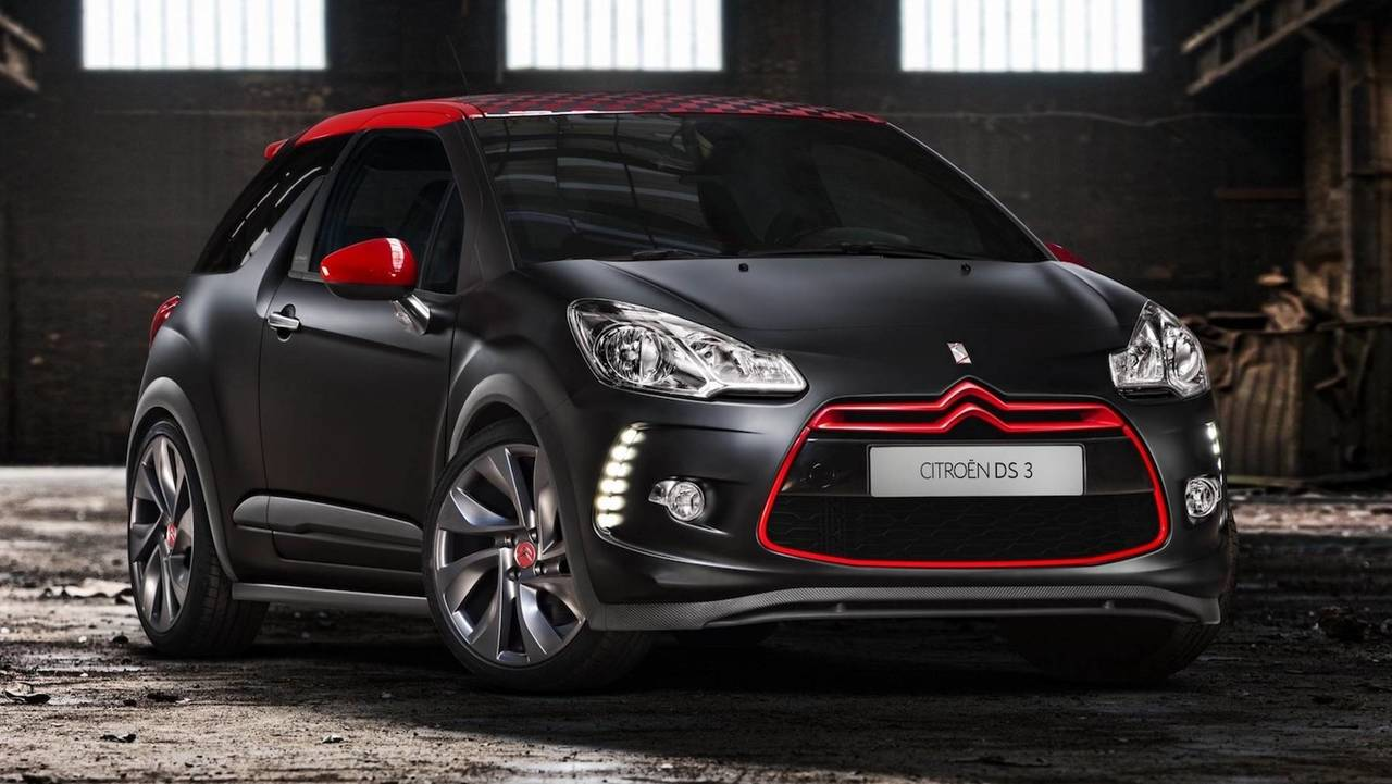 Citroën DS 3 Racing Sébastien Loeb