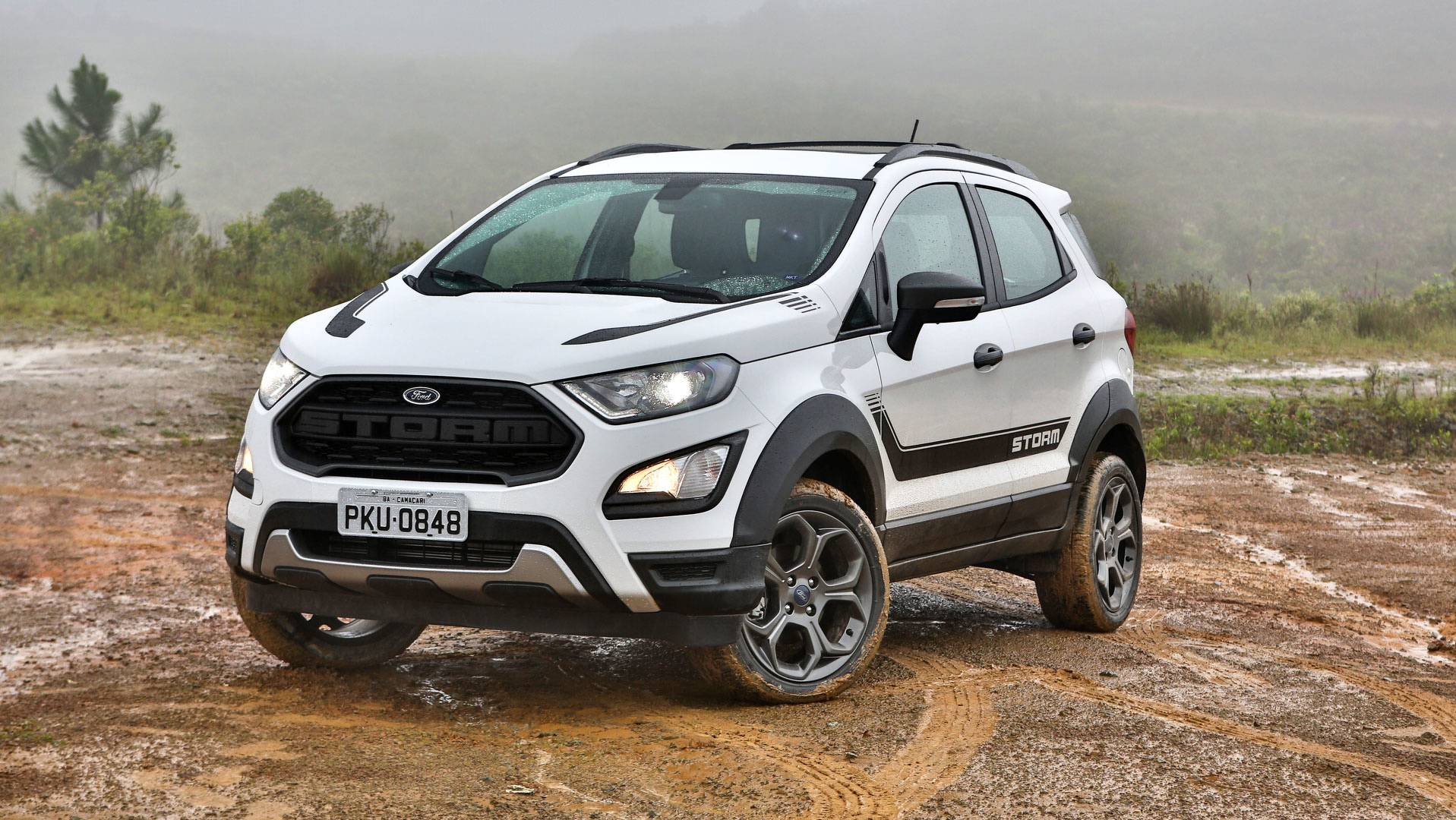 2018 ford ecosport storm first drive raptor wannabe