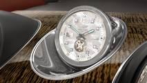 Bentley Bentayga, reloj Breitling Mulliner Tourbillon
