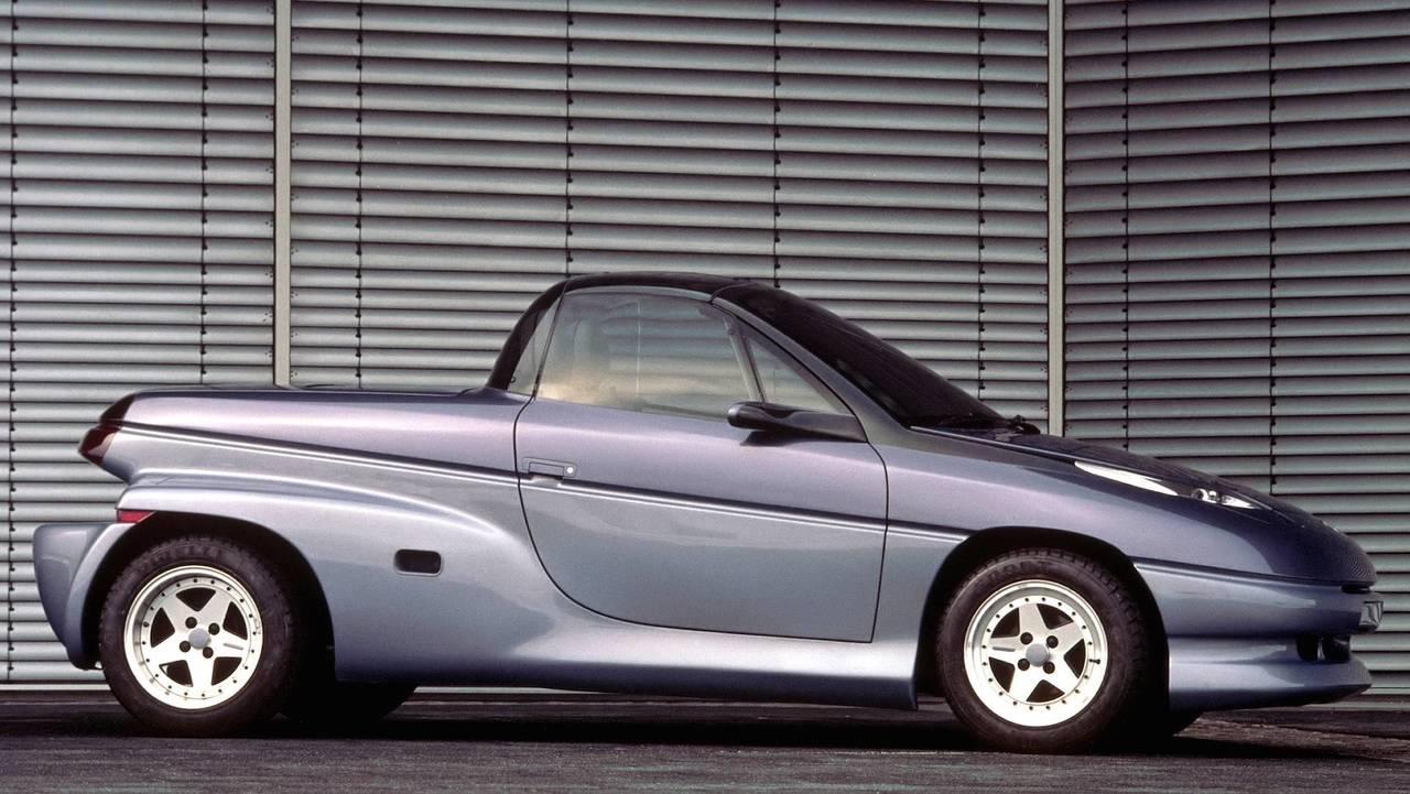 1991 VW Vario II
