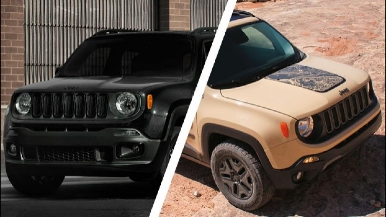 [Copertina] - Jeep Renegade, due nuove versioni al Salone di Los Angeles