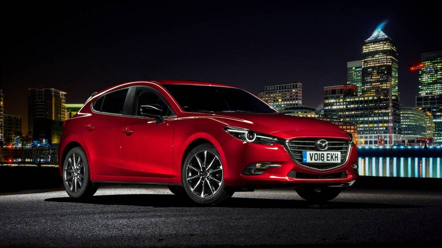 Mazda adds limited-run sporty trim to 3 range