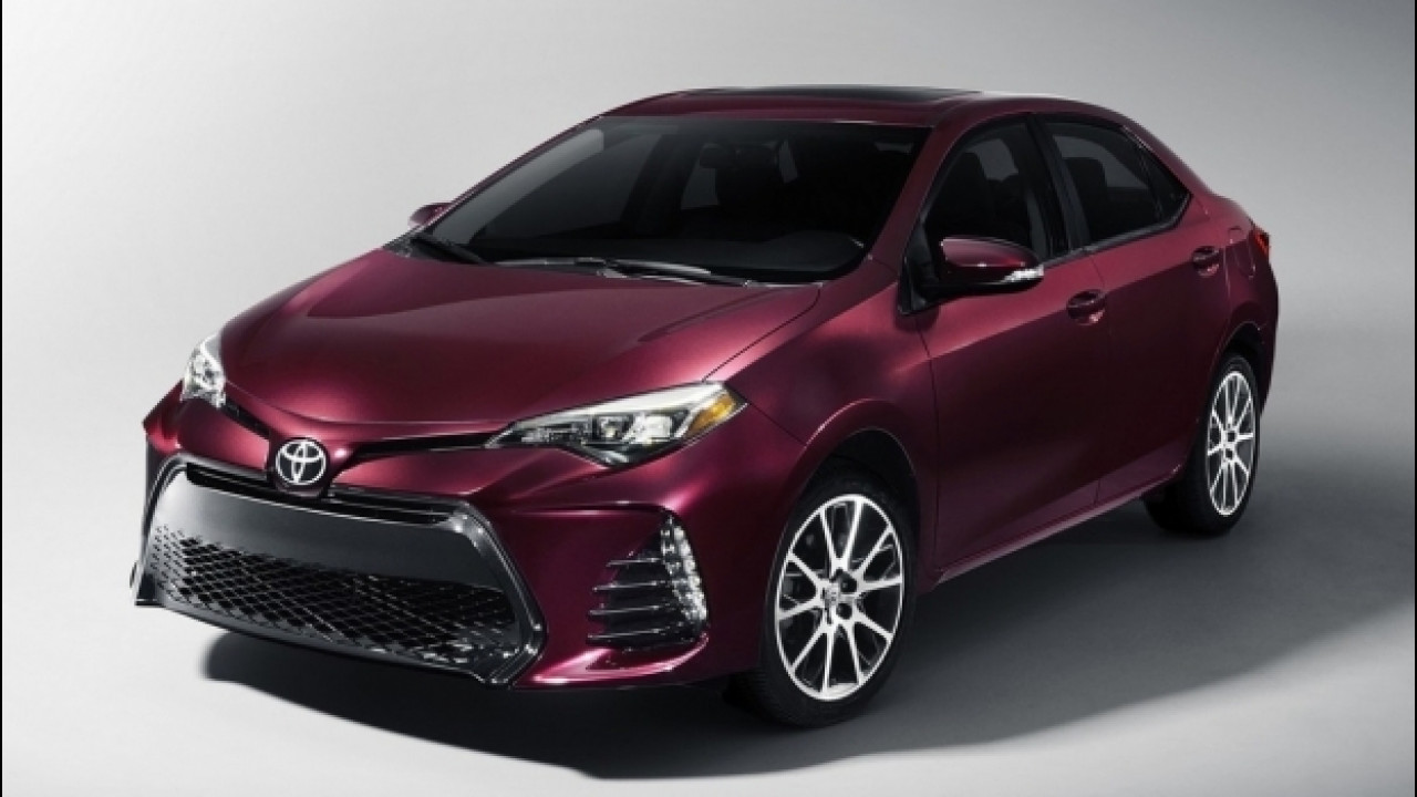 [Copertina] - Toyota Corolla è l'auto più venduta di sempre