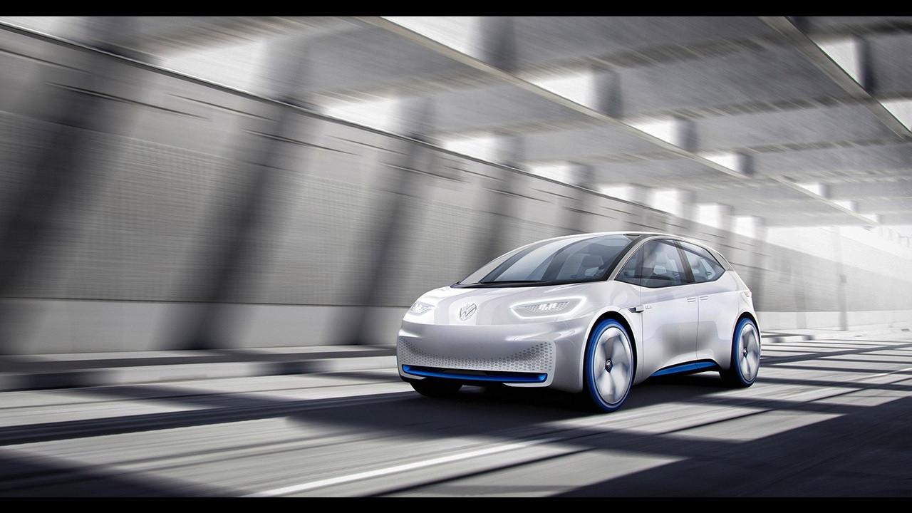 Volkswagen I.D. concept 015