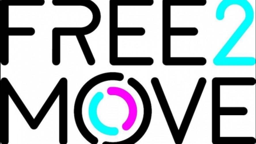"""Free2Move, la """"nuova mobilità"""" di Peugeot, Citroen e DS"""