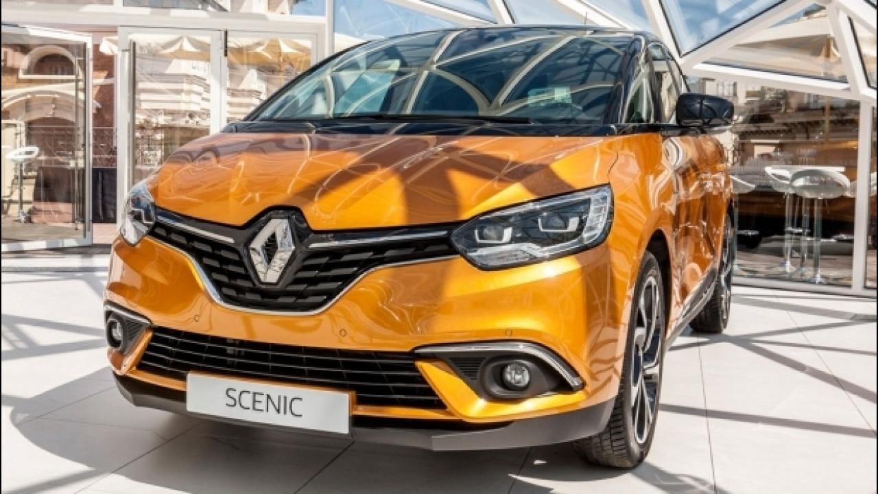[Copertina] - Nuova Renault Scenic, prezzi da 21.900 euro
