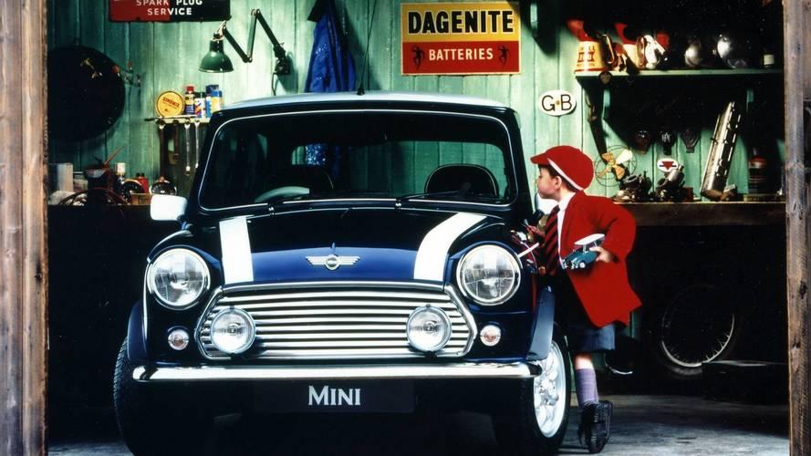 Classic Mini through the years