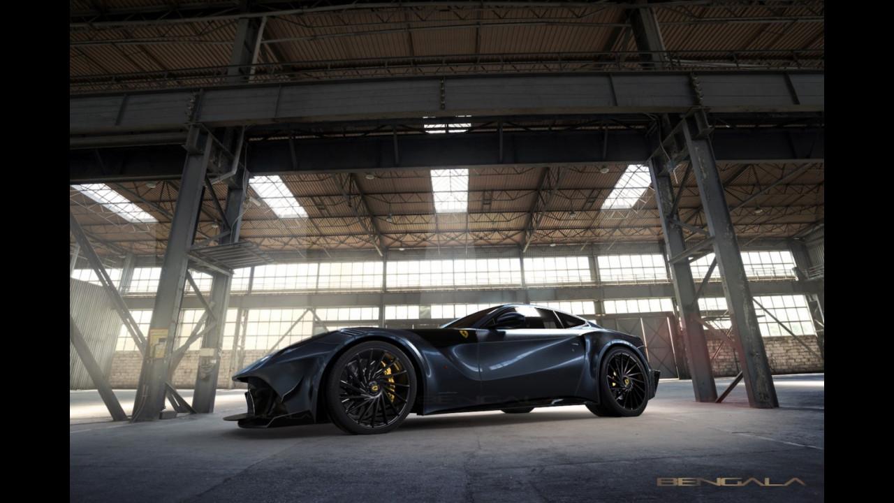 Ferrari F12 Caballerìa 001