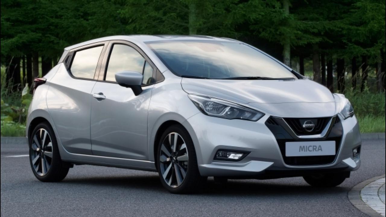 [Copertina] - Nuova Nissan Micra, sa essere sportiva
