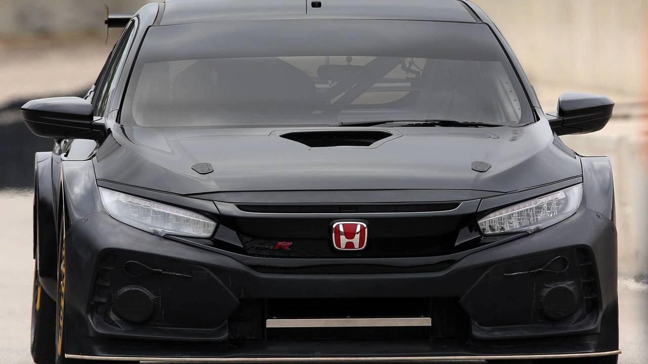 2018 BTCC Honda Civic Type-R