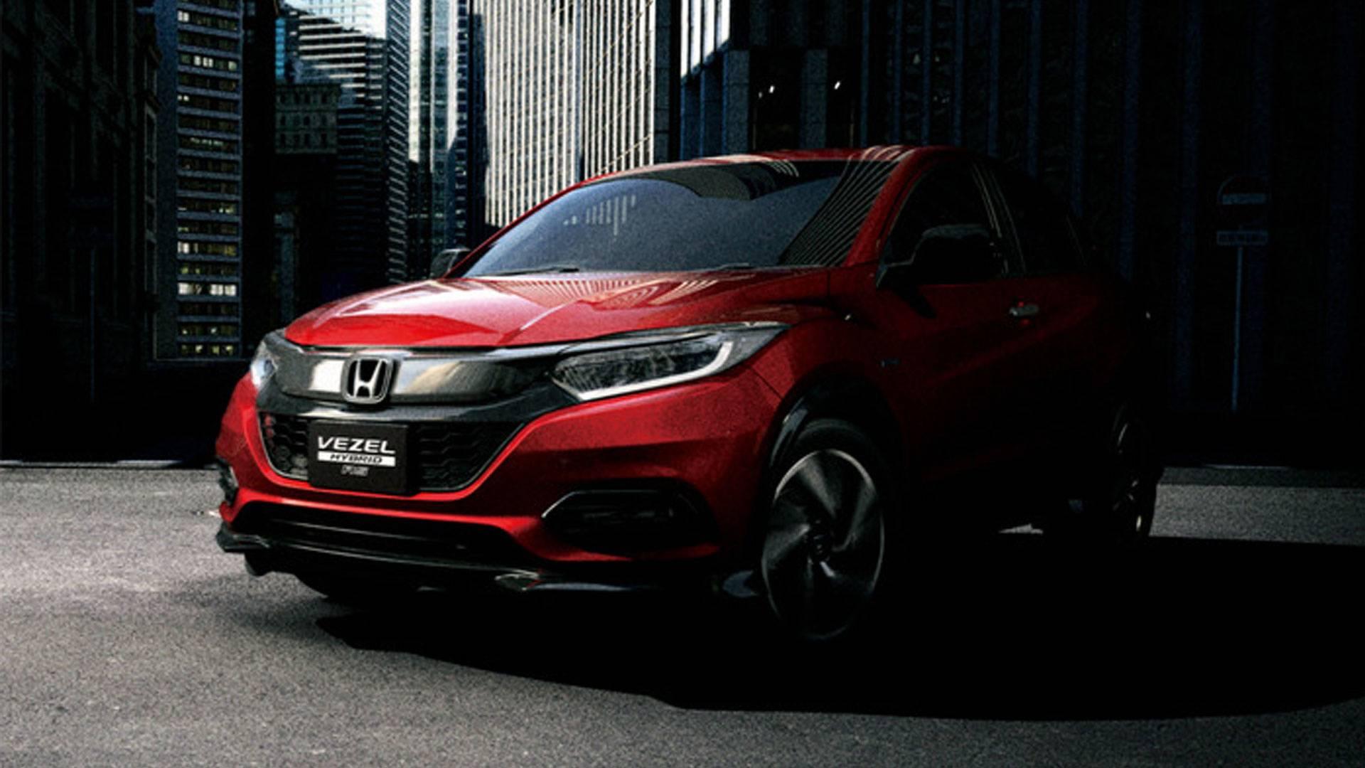 Honda HR-V (Vezel) 2019 - Motor1.com Fotos
