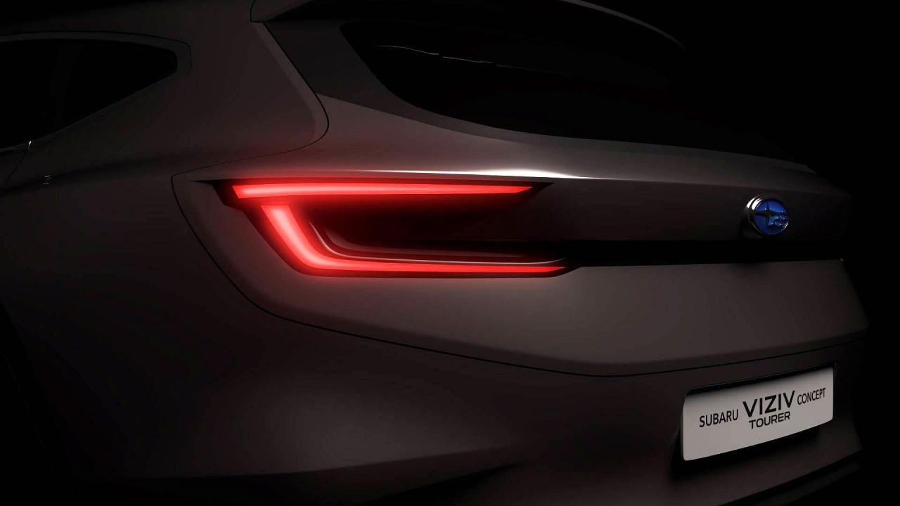 [Copertina] - Subaru Viziv Tourer Concept, il teaser per Ginevra