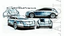 Lancia Granturismo Concept 2002