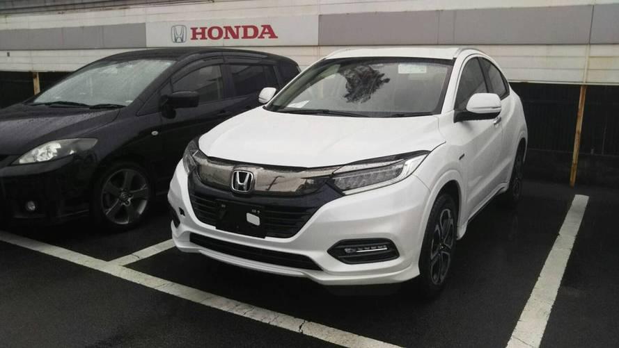 Novo Honda HR-V começa a ser vendido no Japão; veja fotos