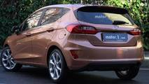 2017 Ford Fiesta 1.5 TDCi Titanium