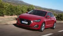 Hyundai i30 Fastback 2018, primera prueba