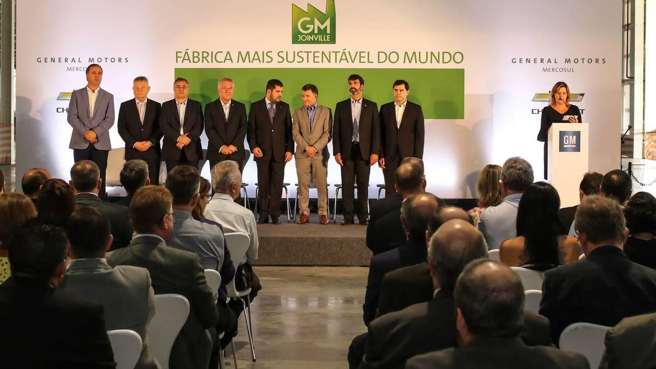 General Motors - Fábrica em Joinville (SC)