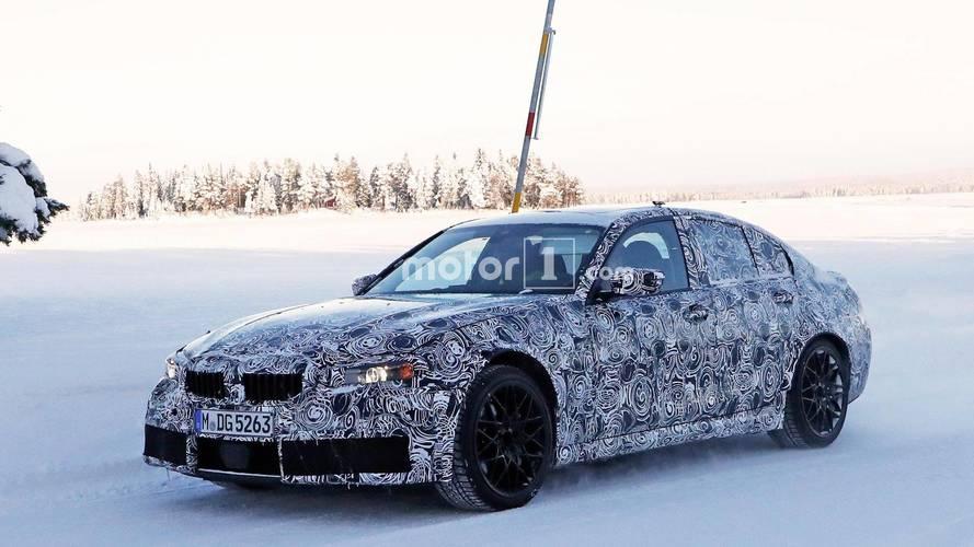 Quelques informations à propos de la future BMW M3