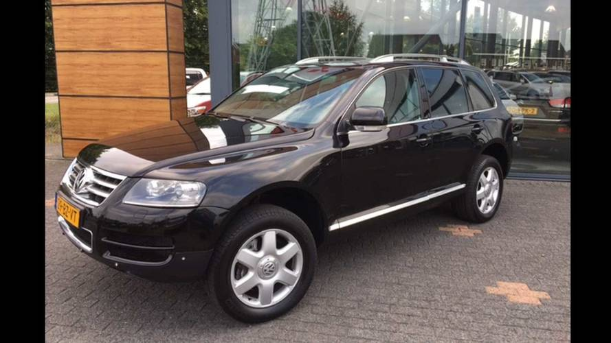 456,000 Miles Later, Rare VW Touareg V10 TDI Is Still Trucking