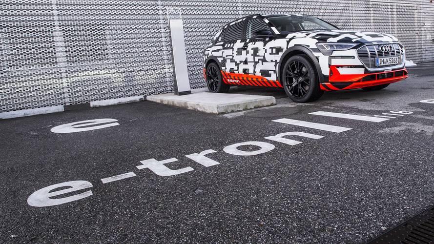 Audi e-tron, tutto quello che sappiamo, a 5 giorni dal lancio