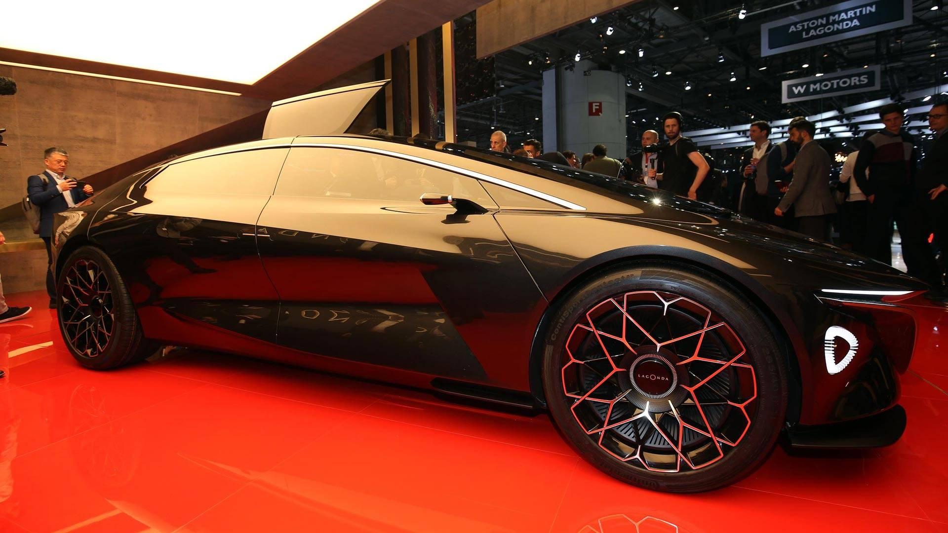aston martin lagonda vision points to luxurious electric future