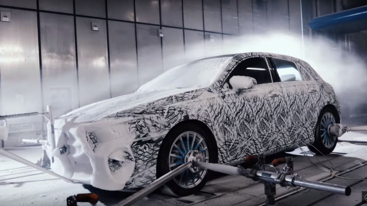[Copertina] - Mercedes Classe A, il video teaser della nuova generazione