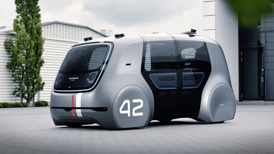 Volkswagen e Aurora, una partnership per la guida autonoma