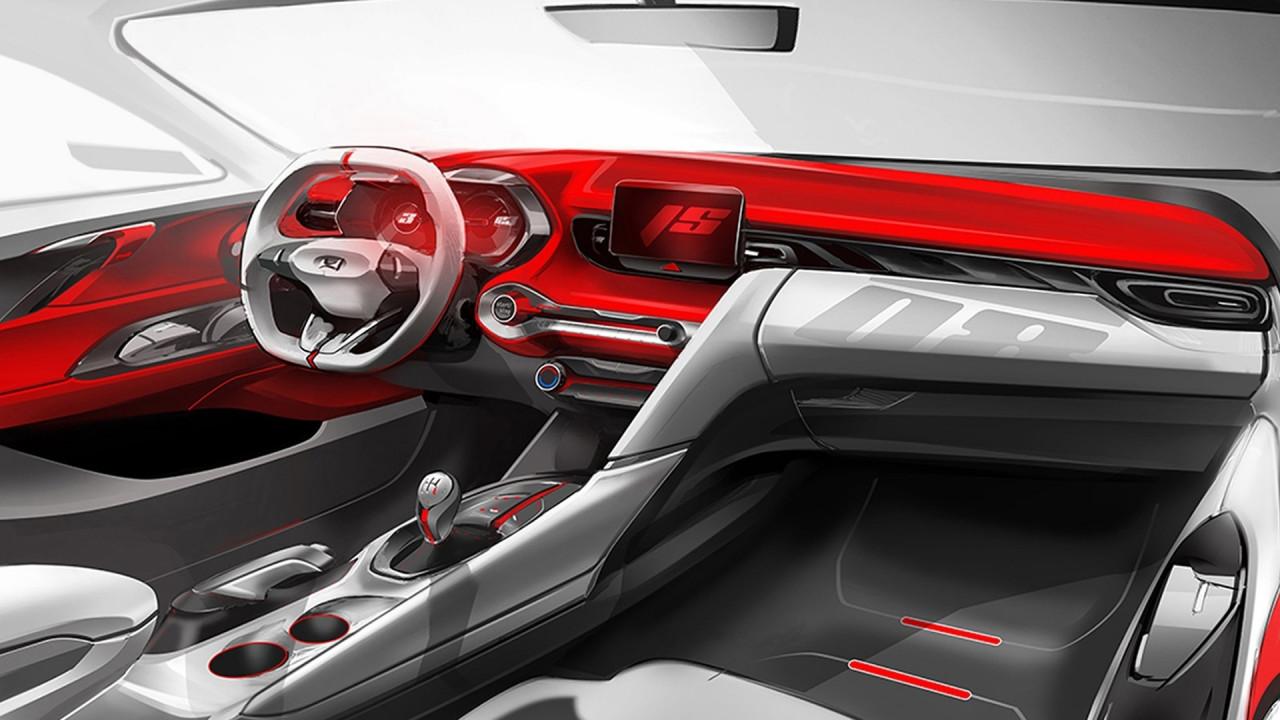 [Copertina] - Nuova Hyundai Veloster, ecco gli interni