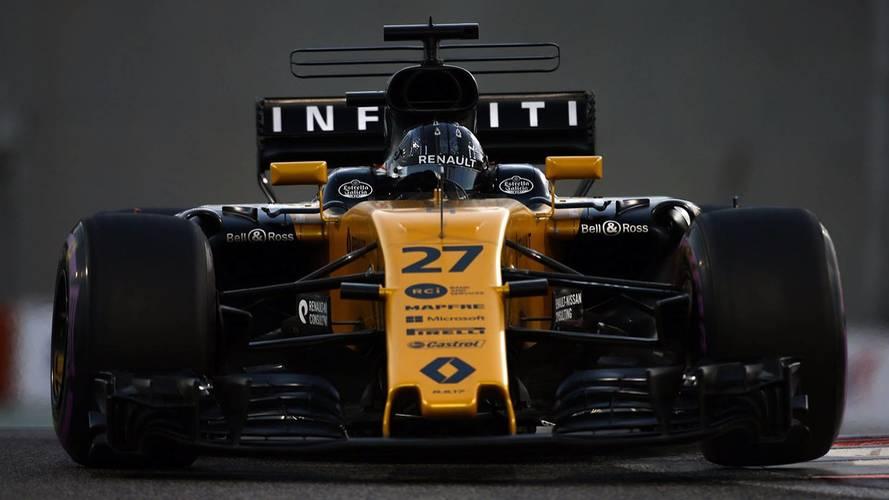 """Renault - Viser le podium en 2018 n'est """"pas raisonnable"""""""