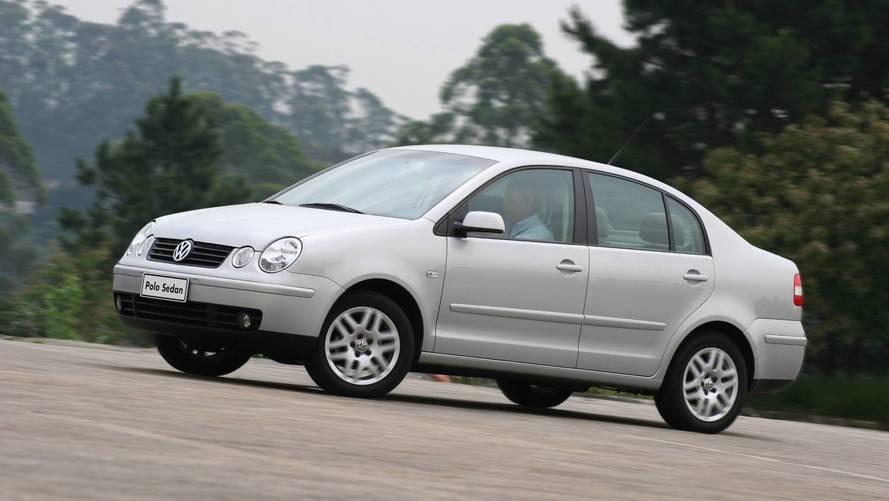 #TBT Motor1.com - Relembre o Polo Classic e Polo Sedan, antecessores do Virtus
