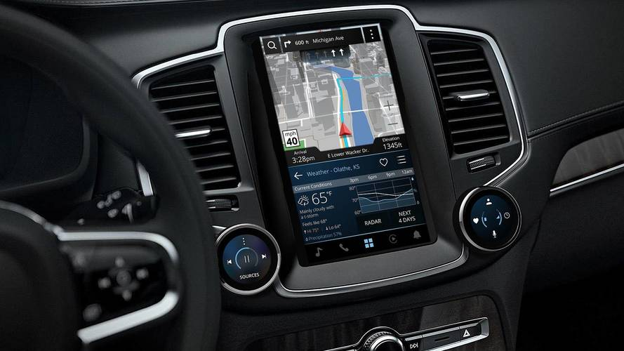 Garmin's CES-Bound Infotainment System Routes Around Bad Weather