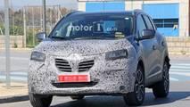 Makyajlı Renault Kadjar casus fotoğraflar