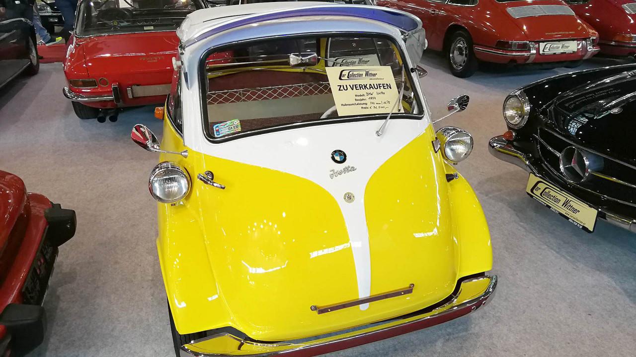 Retro Classics 2018: Kleines Auto, großer Preis