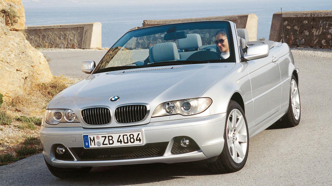 BMW 3er Cabriolet (E46, 2000 bis 2007)