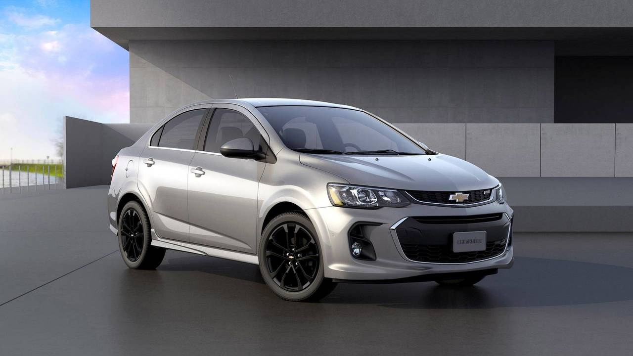 3. Chevrolet Sonic
