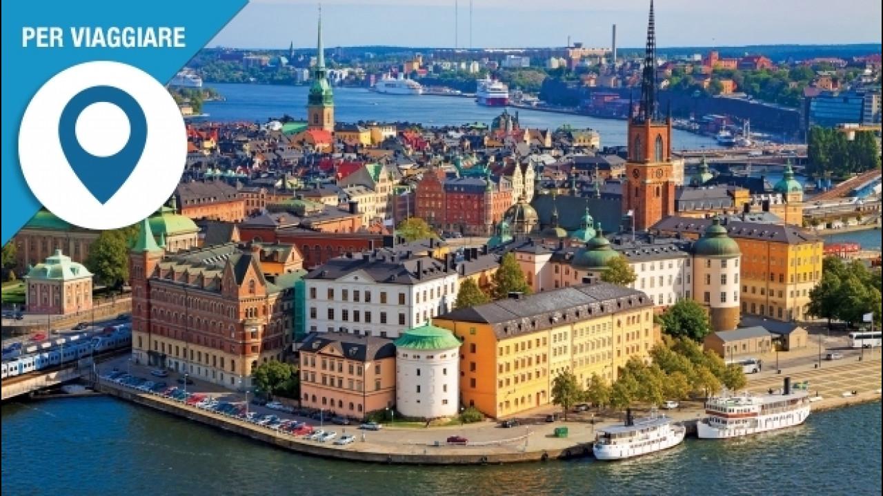 [Copertina] - In auto in Scandinavia? Le norme da seguire