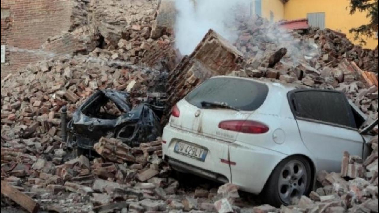 [Copertina] - Terremoto, come assicurare l'auto. Limiti e condizioni