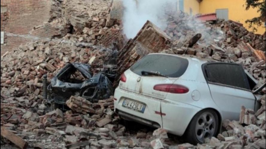 Terremoto, come assicurare l'auto. Limiti e condizioni