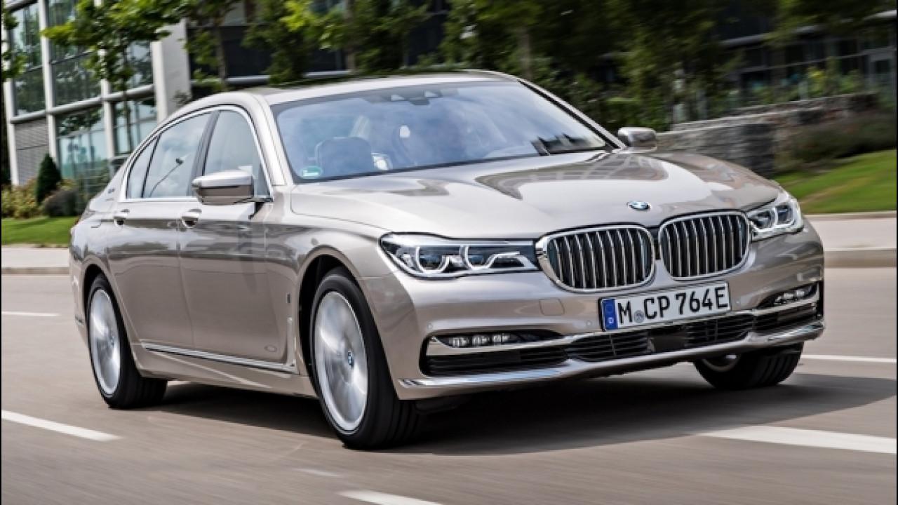 [Copertina] - BMW 740Le xDrive, ibrida plug-in oltre il lusso