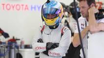 Fernando Alonso disputará el WEC 2018