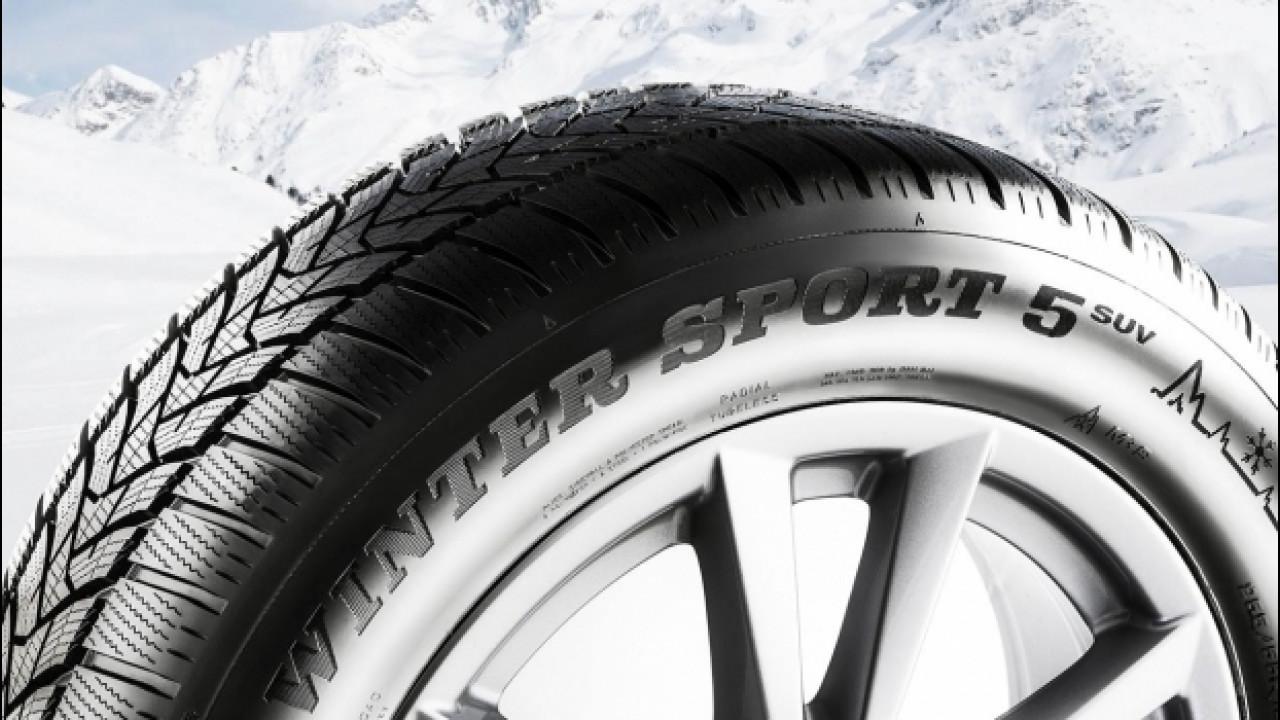 [Copertina] - Dunlop, l'offerta di gomme per l'inverno 2017
