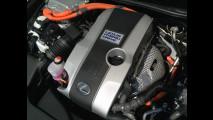 Lexus RC Hybrid, test di consumo reale Roma-Forlì 027