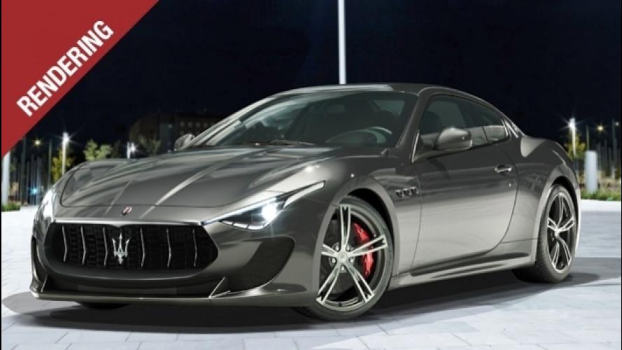 Maserati GranTurismo, la nuova si ispira all'Alfieri