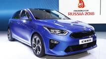 2018 Kia Ceed revealed