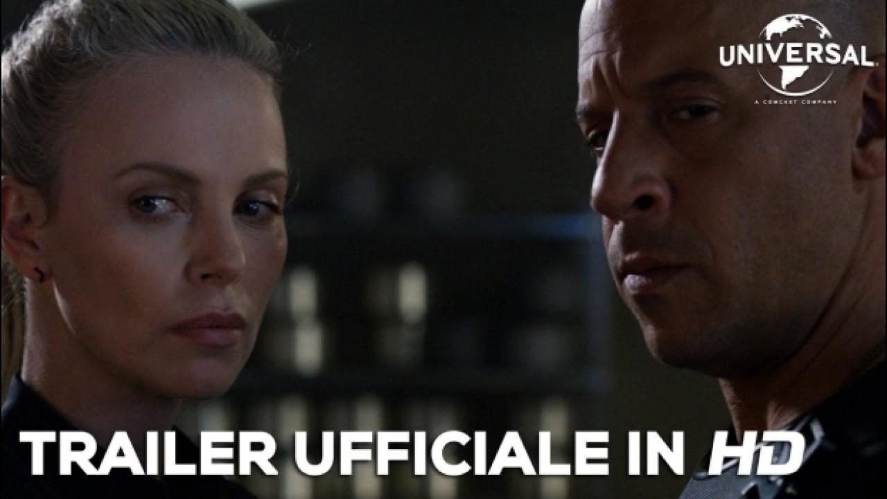 [Copertina] - Fast & Furious 8, il trailer ufficiale con Charlize Theron [VIDEO]