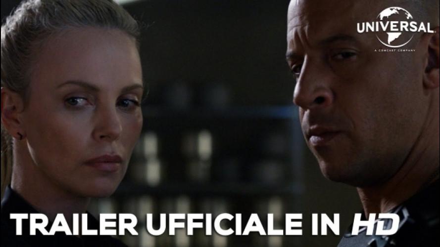 Fast & Furious 8, il trailer ufficiale con Charlize Theron [VIDEO]