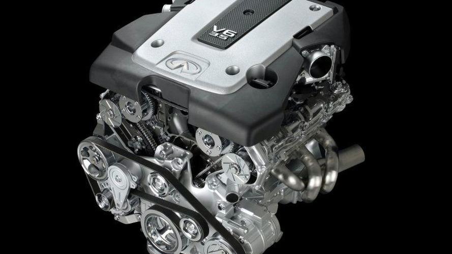 Nissan Develops New Generation V6 Engines