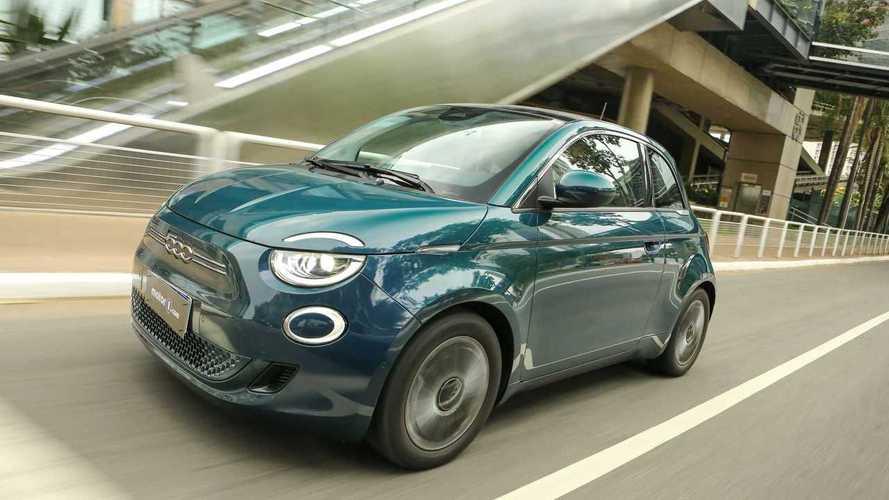 Primeiras impressões Fiat 500e: aquela alma italiana
