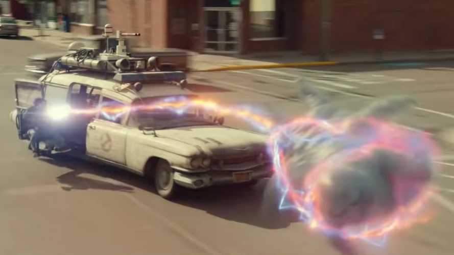 Ecto-1 Is Mobile Ghost Fighter In New Ghostbusters: Afterlife Trailer