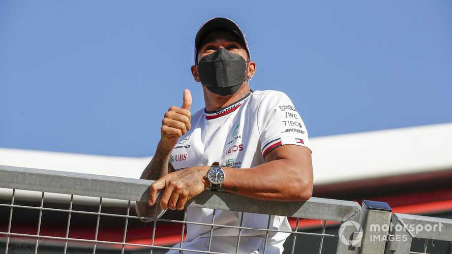 Hamilton, Mercedes F1 launch charitable diversity initiative